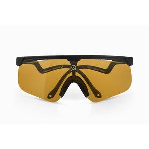 ALBA Optics Delta Mr Gold Glasses Herren black black