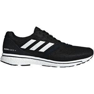 adidas Adizero Adios 4 Shoes Men core black/ftwr white/core black bei fahrrad.de Online