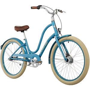 Electra Townie Balloon 3i EQ Ladies Azure bei fahrrad.de Online