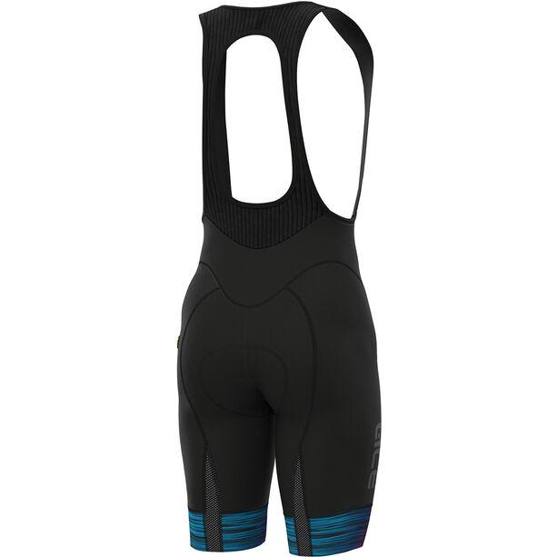 Alé Cycling Graphics PRR End Bib Shorts Herren black-multicolor