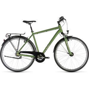 Cube Town Pro Green'n'Silver bei fahrrad.de Online