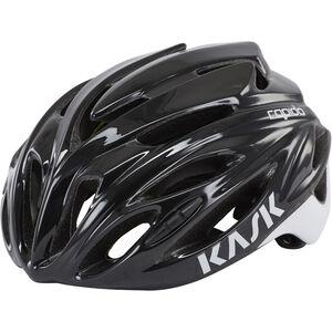 Kask Rapido Helm schwarz bei fahrrad.de Online