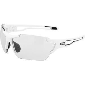 UVEX Sportstyle 803 V Sportglasses white/smoke white/smoke