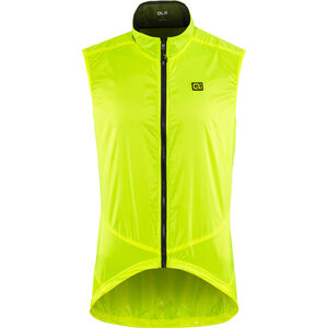 Alé Cycling Guscio Light Pack Vest Herren flou yellow flou yellow