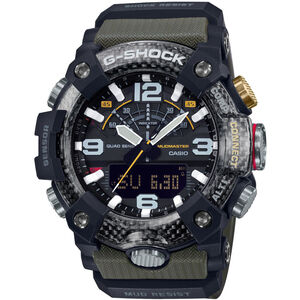 CASIO G-SHOCK Mudmaster GG-B100-1A3ER Watch Men black/green black/green