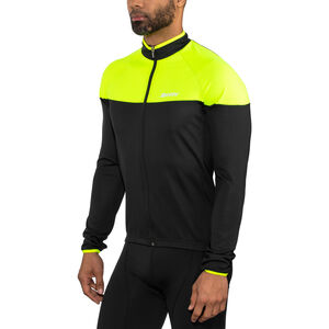 Santini Hermes Jacket Men fluo yellow