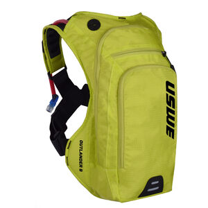 USWE Outlander 9 Rucksack crazy yellow crazy yellow