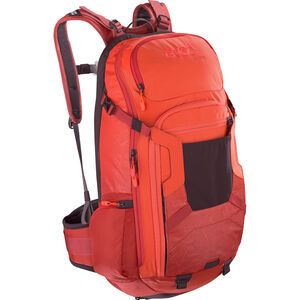 EVOC FR Trail Protector Backpack 20l orange/chili red orange/chili red