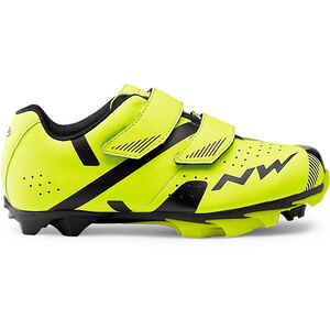 Northwave Hammer 2 Shoes Kinder yellow fluo/black yellow fluo/black