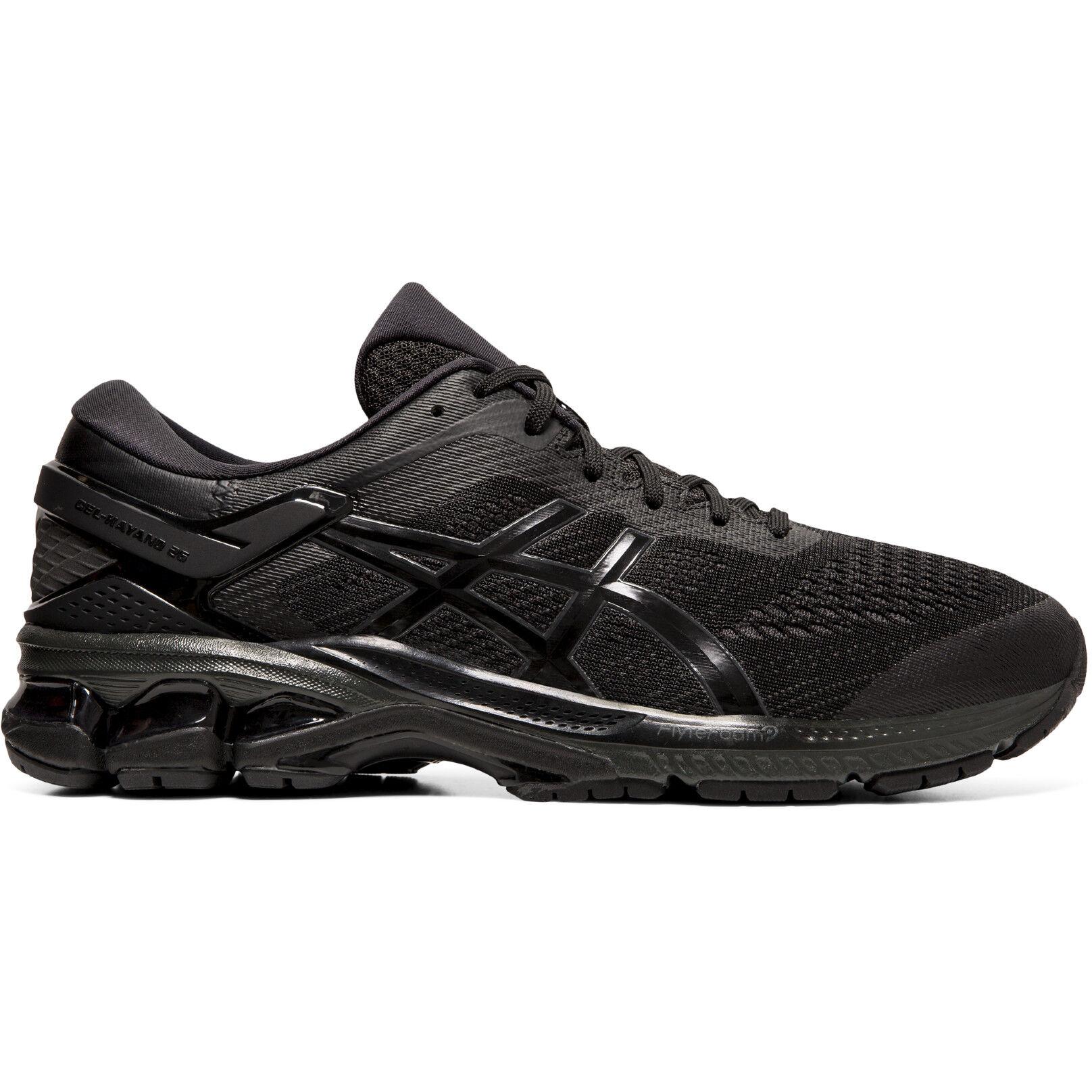 asics Gel Kayano 26 Schuhe Herren blackblack