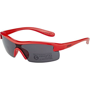 BBB Kids BSG-54 Sportbrille Kinder rot glanz rot glanz