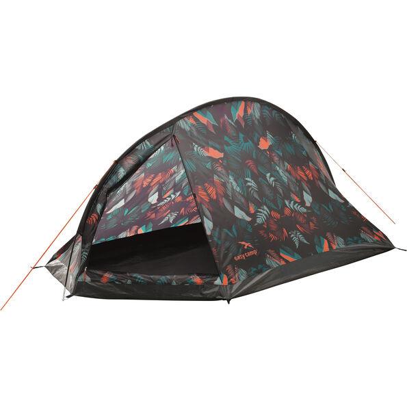 Easy Camp Nightfall Tent schwarz/bunt