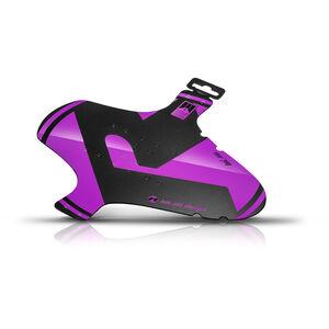 "rie:sel design kol:oss Schutzblech Vorderrad 26-29"" Large purple purple"