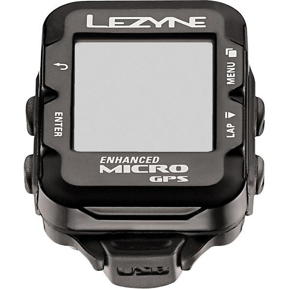 Lezyne Micro GPS Fahrradcomputer