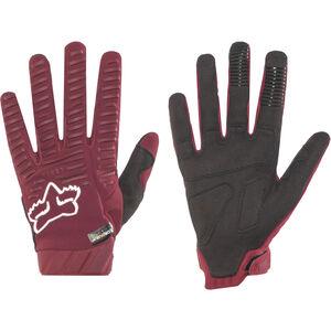 Fox Legion Gloves Men Dark Red bei fahrrad.de Online