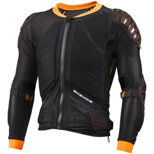 SixSixOne EVO Compression Jacket langarm black