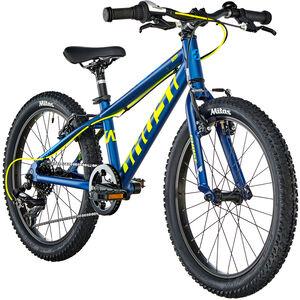 "Ghost Kato R1.0 AL 20"" Kinder night blue/neon yellow/riot blue night blue/neon yellow/riot blue"