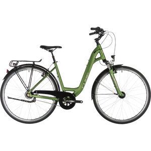 Cube Town Pro Easy Entry Green'n'Silver bei fahrrad.de Online