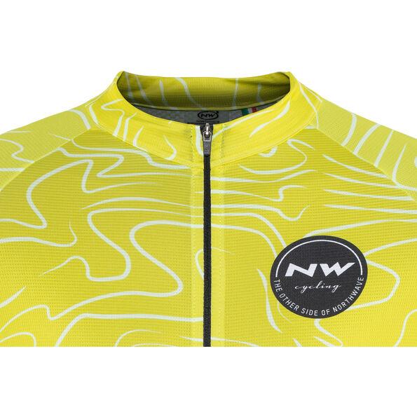 Northwave Lemonade SS Jersey Herren lemon