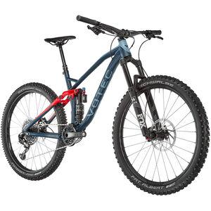 "VOTEC VM Elite All Mountain Fully 27,5"" blue-red bei fahrrad.de Online"