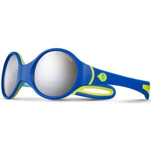 Julbo Loop Spectron 4 Sunglasses 2-4Y Kinder blue/sky blue/green-gray flash silver blue/sky blue/green-gray flash silver