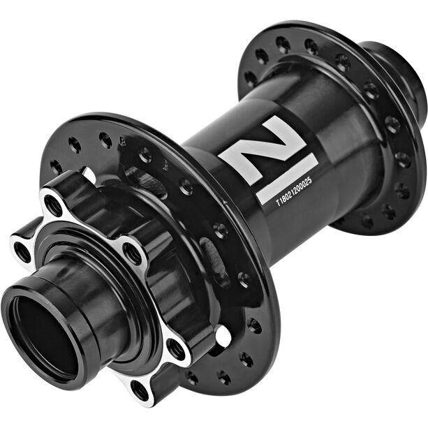 Novatec Downhill Vorderradnabe 20 mm MTB Disc Steckachse schwarz