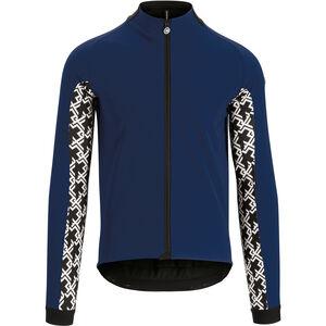 assos Mille GT Jacket Ultraz Winter Herren caleum blue caleum blue