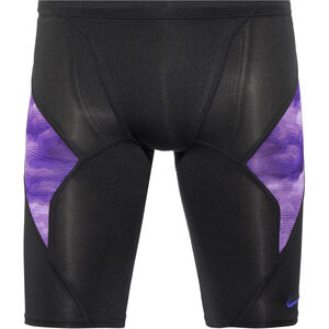 Nike Swim Cumulus Jammer Herren court purple court purple