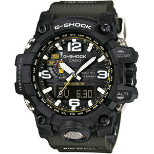 CASIO G-SHOCK GWG-1000-1A3ER Watch Men green/black/black green/black/black