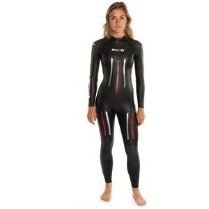 Dare2Tri MACH3S.7 Wetsuit Damen black black