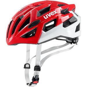 UVEX Race 7 Helmet red/white red/white
