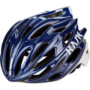 Kask Mojito X Helm navyblau/weiß bei fahrrad.de Online