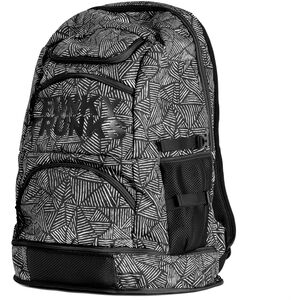 Funky Trunks Elite Squad Backpack Herren black widow black widow