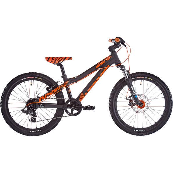 "NS Bikes Clash 20"" Kinder black/orange"