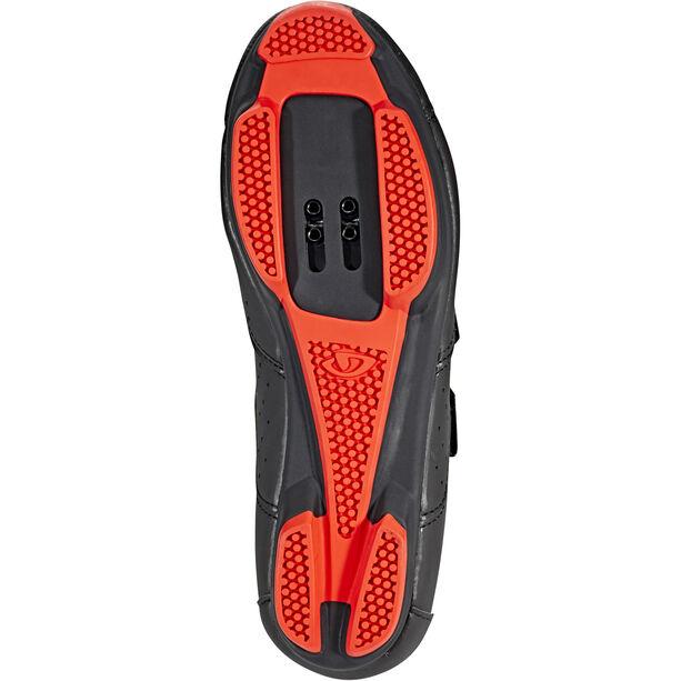 Giro Rev Shoes Herren black/bright red