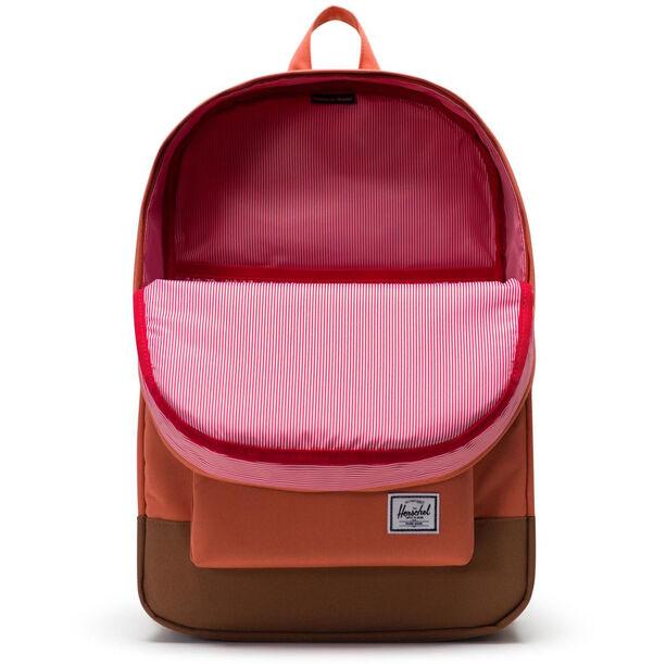 Herschel Heritage Backpack apricot brandy/saddle brown