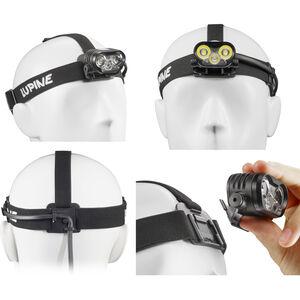 Lupine Blika X 7 Stirnlampe bei fahrrad.de Online
