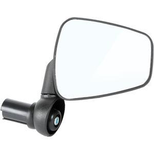 Zefal Dooback 2 Fahrradspiegel für Innenklemmung rechts schwarz schwarz
