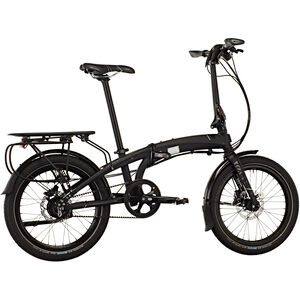 "tern Verge S8i 20"" black/silver bei fahrrad.de Online"
