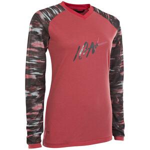 ION Scrub AMP Langarm-Shirt Damen pink isback pink isback