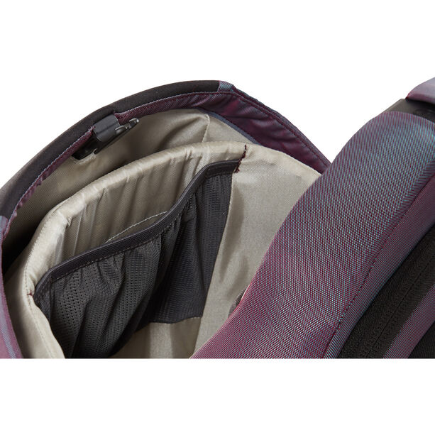 The North Face Access O2 Backpack iridescent purple/galaxy purple