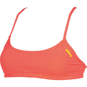 arena Play Bandeau Top Damen shiny pink-yellow star shiny pink-yellow star