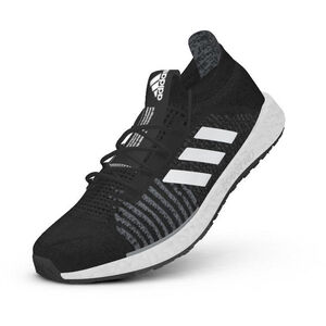 adidas Pulseboost HD Schuhe Damen core black/footwear white/grey three core black/footwear white/grey three