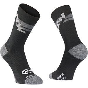Northwave Extreme Winter High-Cut Socken black/grey black/grey