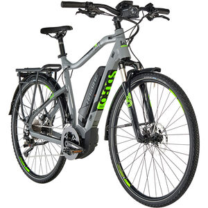 HAIBIKE SDURO Trekking 4.0 Herren grau/schwarz/grün grau/schwarz/grün