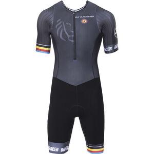 Bioracer Van Vlaanderen Trisuit SS Men black bei fahrrad.de Online