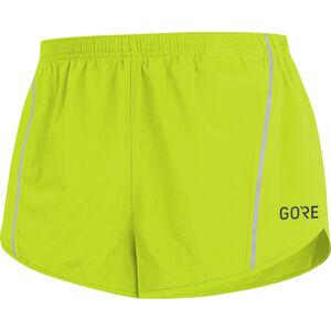 GORE WEAR R5 Split Shorts Herren citrus green citrus green