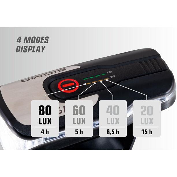 SIGMA SPORT Aura 80 USB Frontlicht