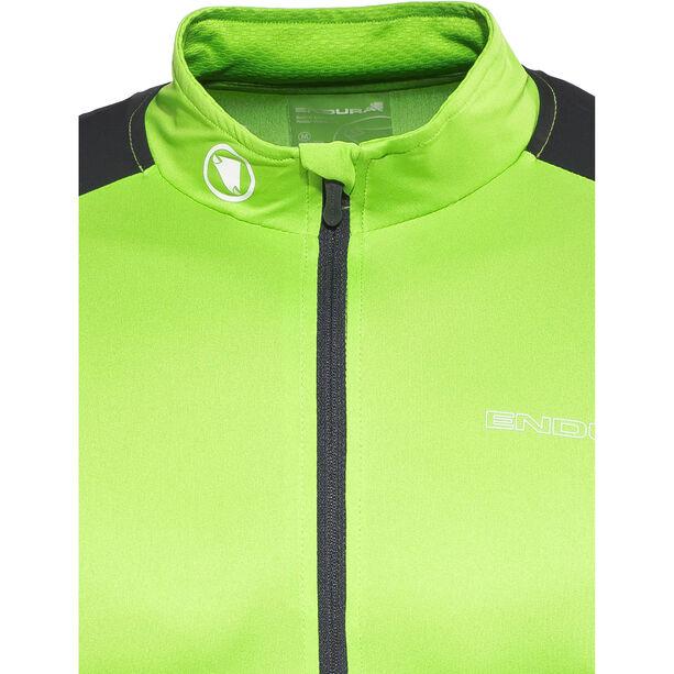 Endura Hyperon Shortsleeve Jersey Herren high-viz green