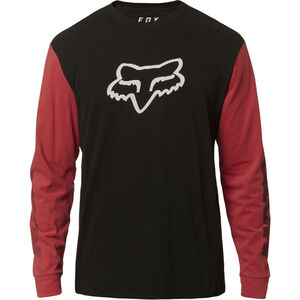 Fox Victory Airline Longsleeve Shirt Men black bei fahrrad.de Online